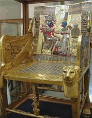 Trono di Tutankhamon