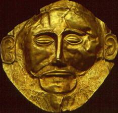 Maschera d'oro di Agamennone