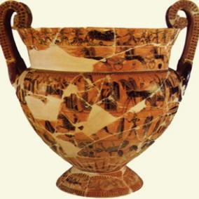 Vaso di Francois, Chiusi, 570a.c.