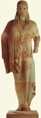 Antenor, kore, 530-520 a.c.