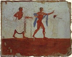 flautista danzatore