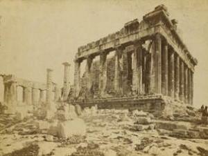 Partenone, acropoli di Atene