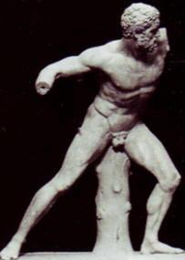 Prassitele: Eracle combattente