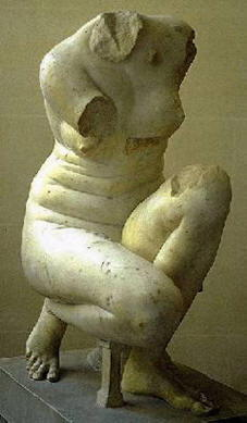 Prassitele: Venere di Doidalsas