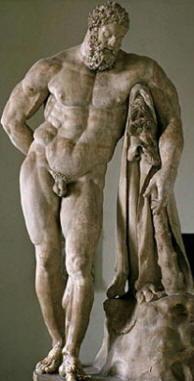 Lisippo: Ercole Farnese