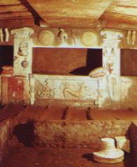 Casa etrusca