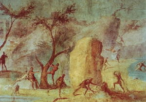Paesaggio dell'Odissea