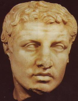 Sculture di generali romani