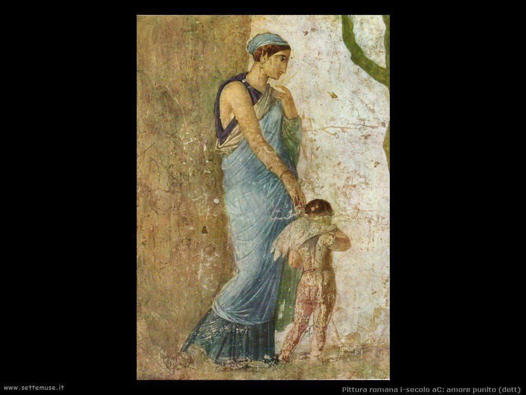arte impero romano Amore punito