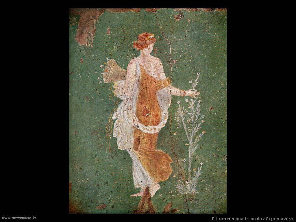 arte impero romano primavera