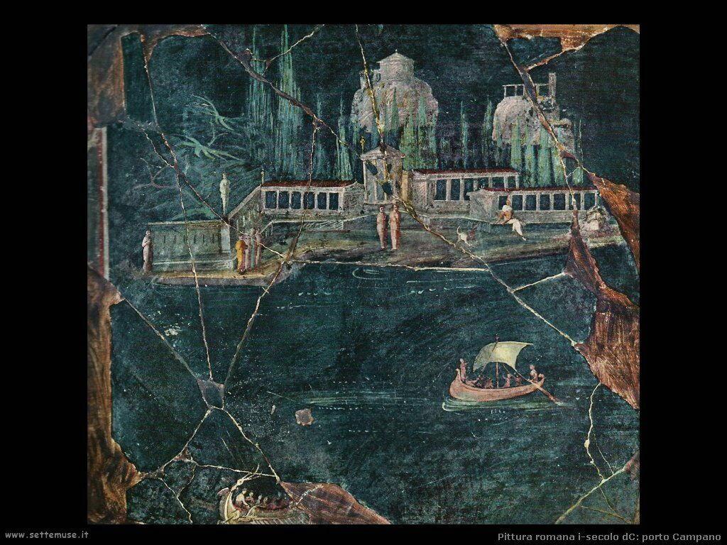 arte impero romano porto campano