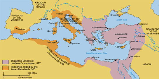 impero bizantino